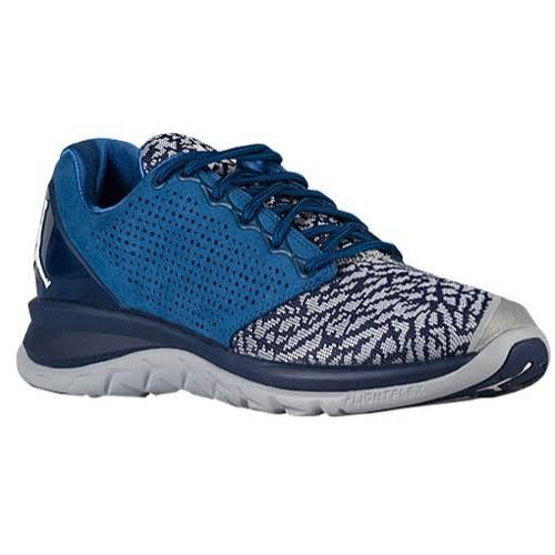 St Francés Talla Jordan 12 Hombre Zapatillas Trainer Azul 5qBaH6w