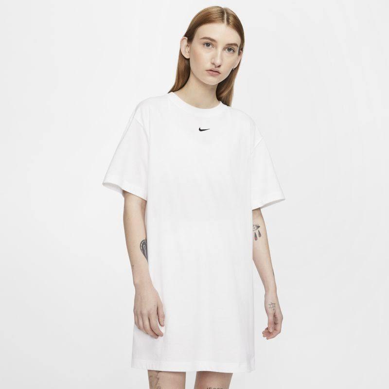 Abito Nike Sportswear Essential - Donna - Bianco