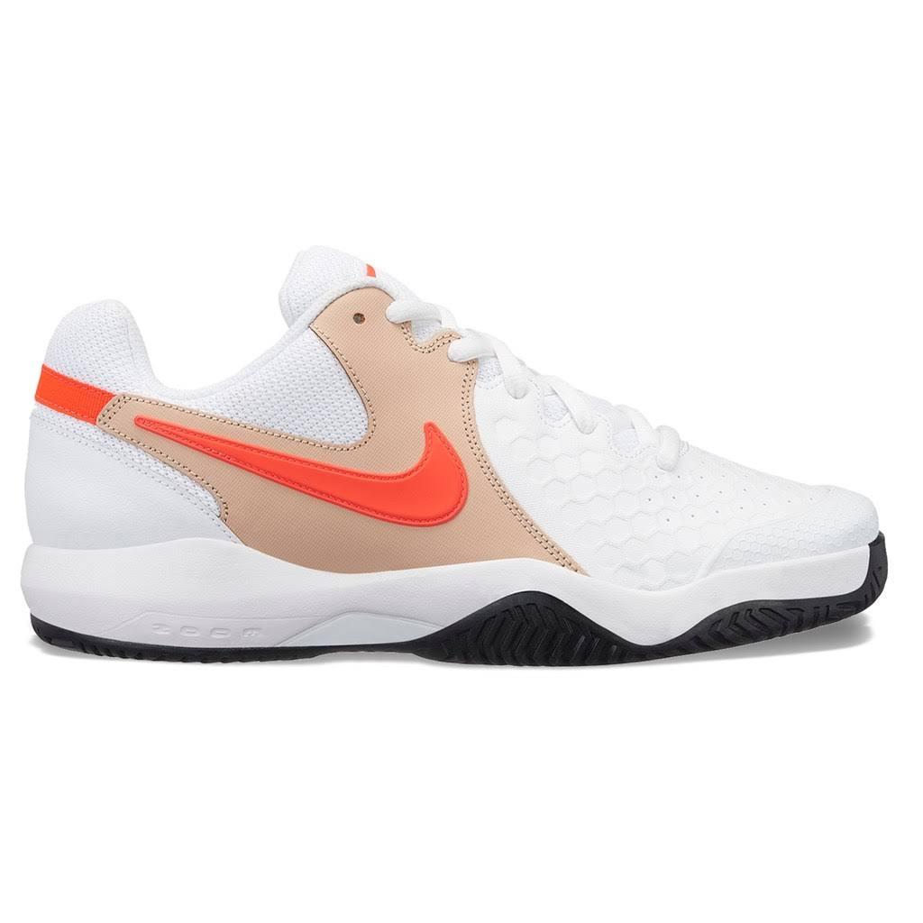 Tenis Nike Blanco 12 Rojo Resistance Air Hombre Natural Para De Zoom Zapatillas Tamaño f5xqEBgx