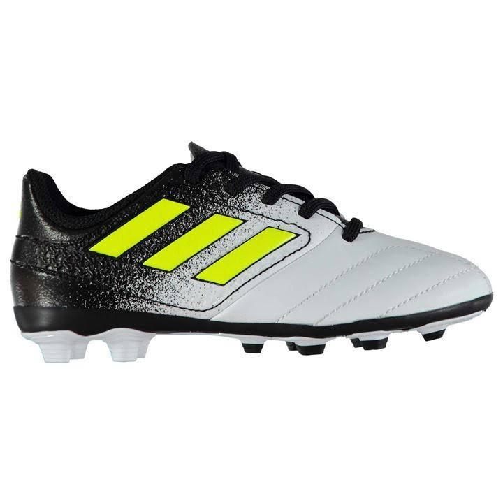 Größe 17 4 Ace Für Adidas Kinder Fg C10 Weiß Fußballschuh 4PqFwKxAH