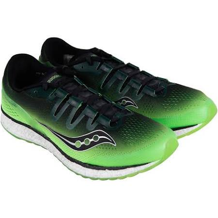 Green Up Lace Sho Saucony Iso Mens Running Textile Athletic Freedom qn4pwU
