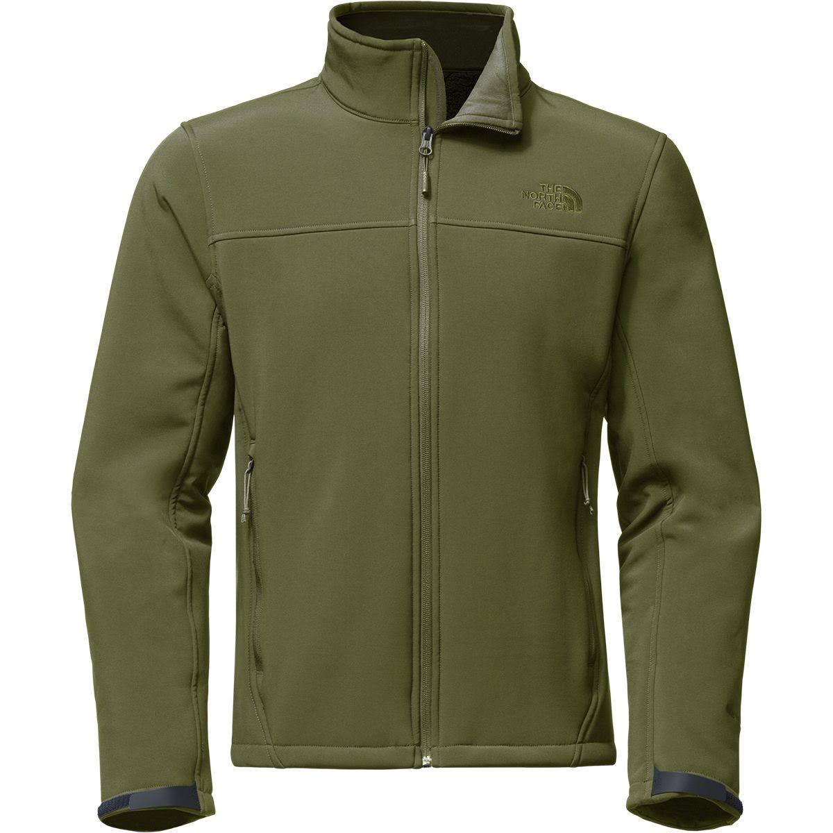 Apex The Térmica Verde Color Chaqueta Quemado Hombre Chromium Para North Face Oliva OgaCCwq