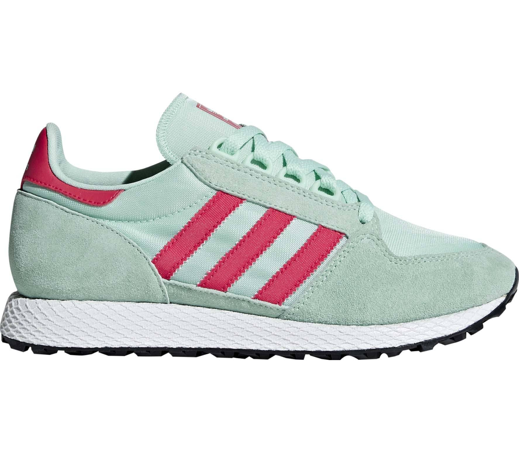 Sneaker Cwhite Grove' Adidas CleminActpnk 'forest nPNOXwk80