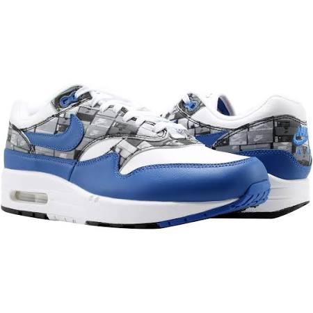 Blanco Air Aq0927 Hombres grey Royal Nike Print Max Juego 100 1 Sq0xx5wX
