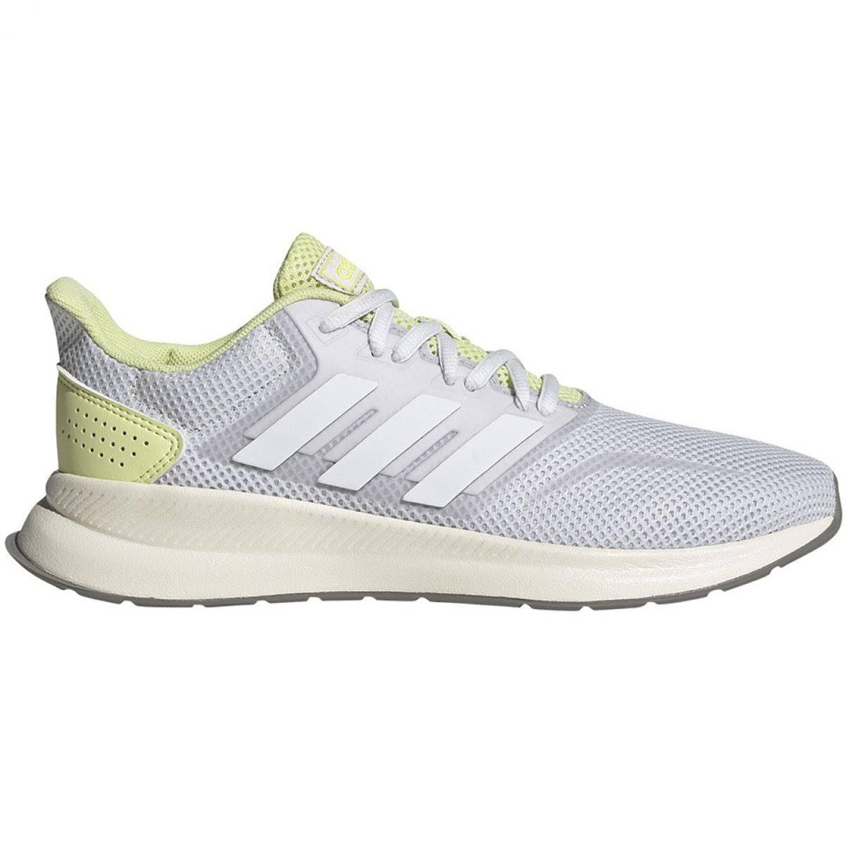 Adidas Runfalcon - Grey , Grey, Size 4, Women