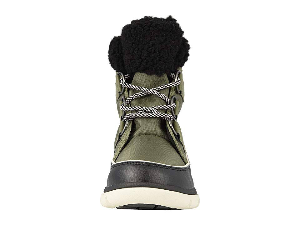Hiker Carnaval Para Explorer Mujer Sorel 11 Negro De 0 Verde Bota X5Sxw1Iq