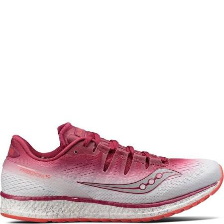 white Iso Running Berry Everun Saucony Women's Shoes Freedom n7q10xzw4