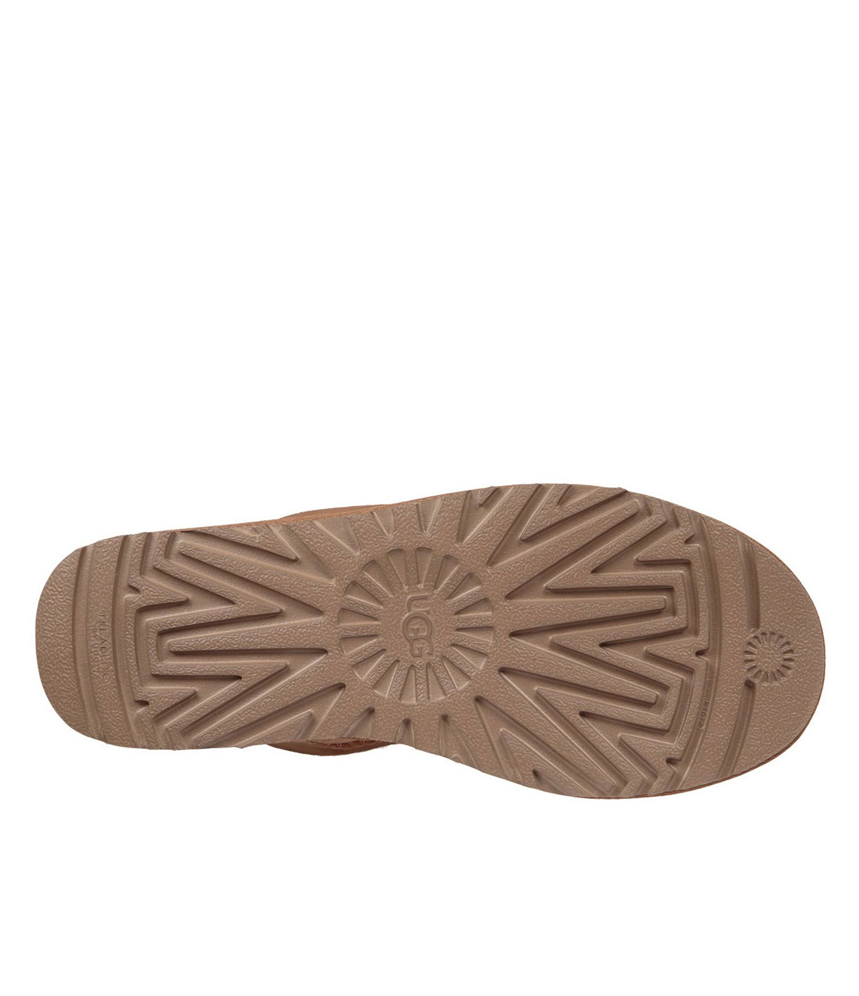 Chestnut Mini Donna Boot Ugg Bow Gita iTOPZXuk
