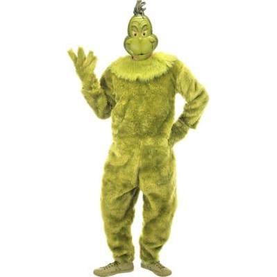 Grinch Para Disfraz Hombre De Talla Xl L EqZw5BZ