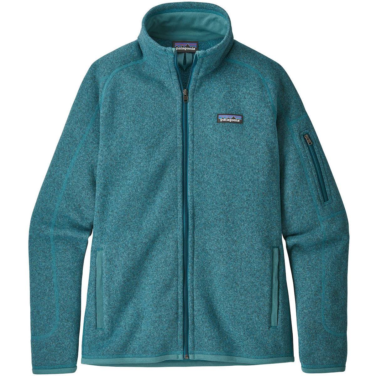 Mujer Better Tasmania Para Jacket Sweater Patagonia De Trullo 10YqXwAd
