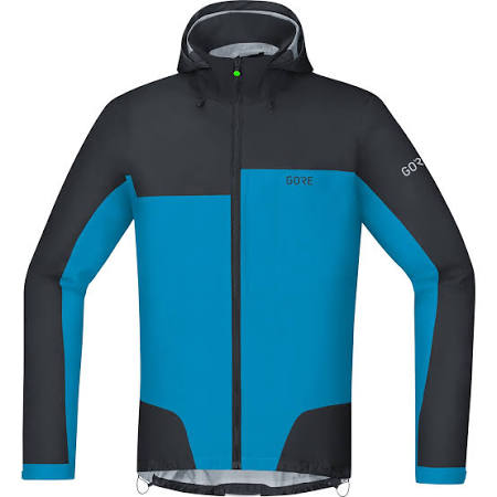 L Gore Negro Trail C5 Chaqueta Active Gtx Wear Azul UqpwUzO