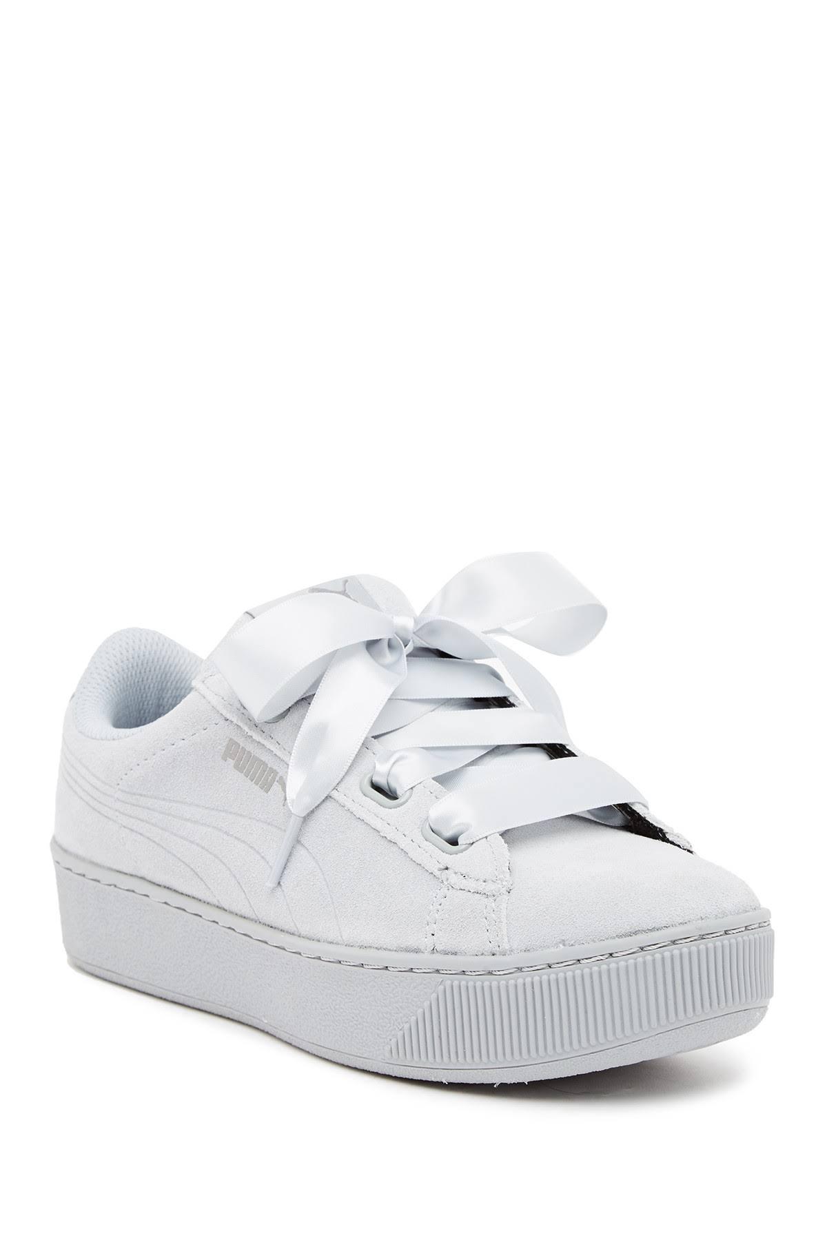 Damski Women Sneaker Vikky Puma szary Platform wx7CHwqg