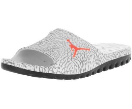 Plateado Slide fly Air Team Nike Jordan Gris Super TCq67nBZw