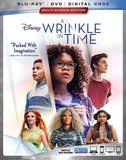 A Wrinkle in Time [Blu-ray/DVD] [2018]