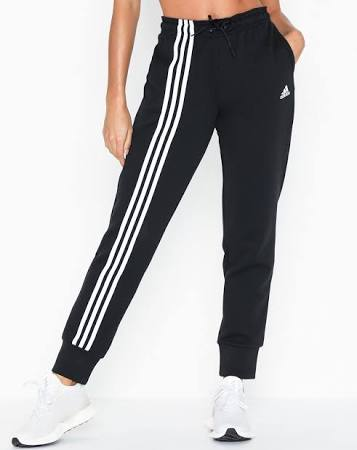 Adidas Must Haves 3-Stripes Joggers - Black - Women