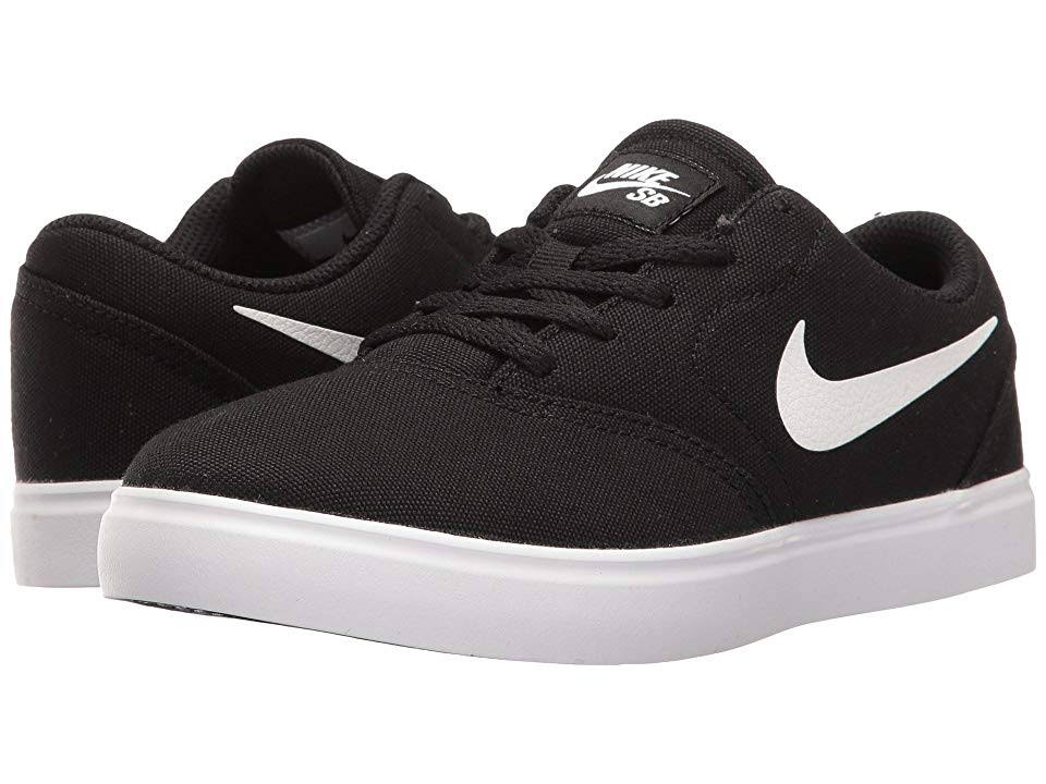 Check 905371003 Shoes Boys white Nike Sb Preschool Black white 6f1afq5Z