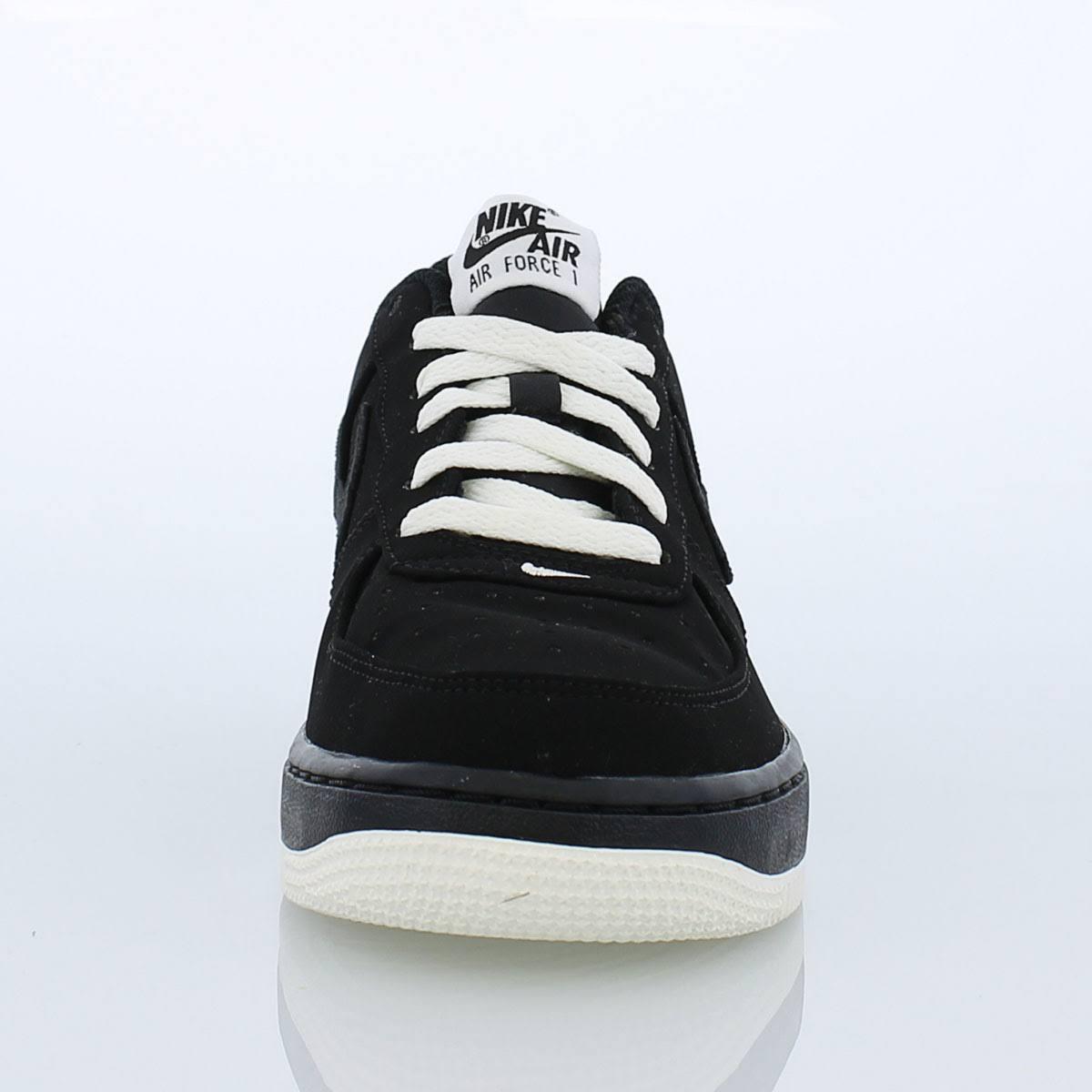 Zapatilla Boy's Force Nike Baja Baloncesto 1 Air De sail Negra Negra wZIqSqpg