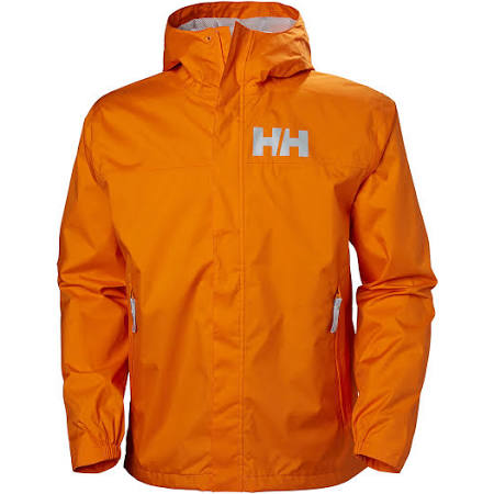 Rain Chaqueta Orange Hansen Blaze Hombre 2 Active Helly M wztq4XZ