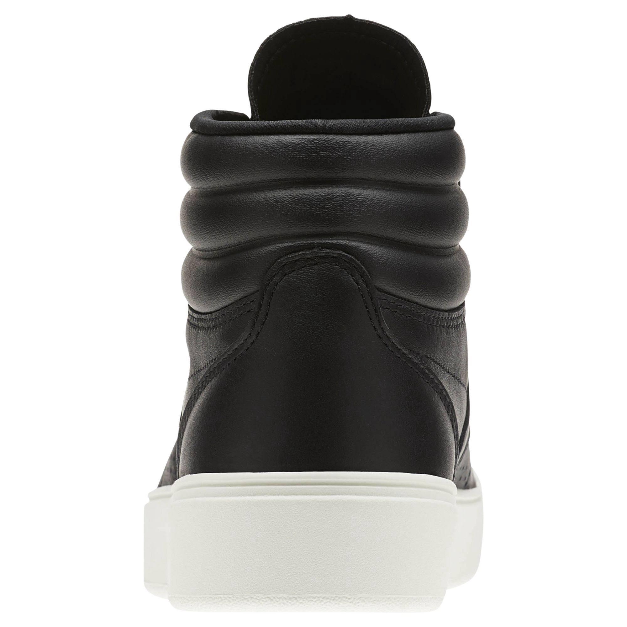 9 Zapatillas black Chalk Size Blanco Wmn Classic Hi Nova Enh Freestyle Reebok Us R7PRqwrnz
