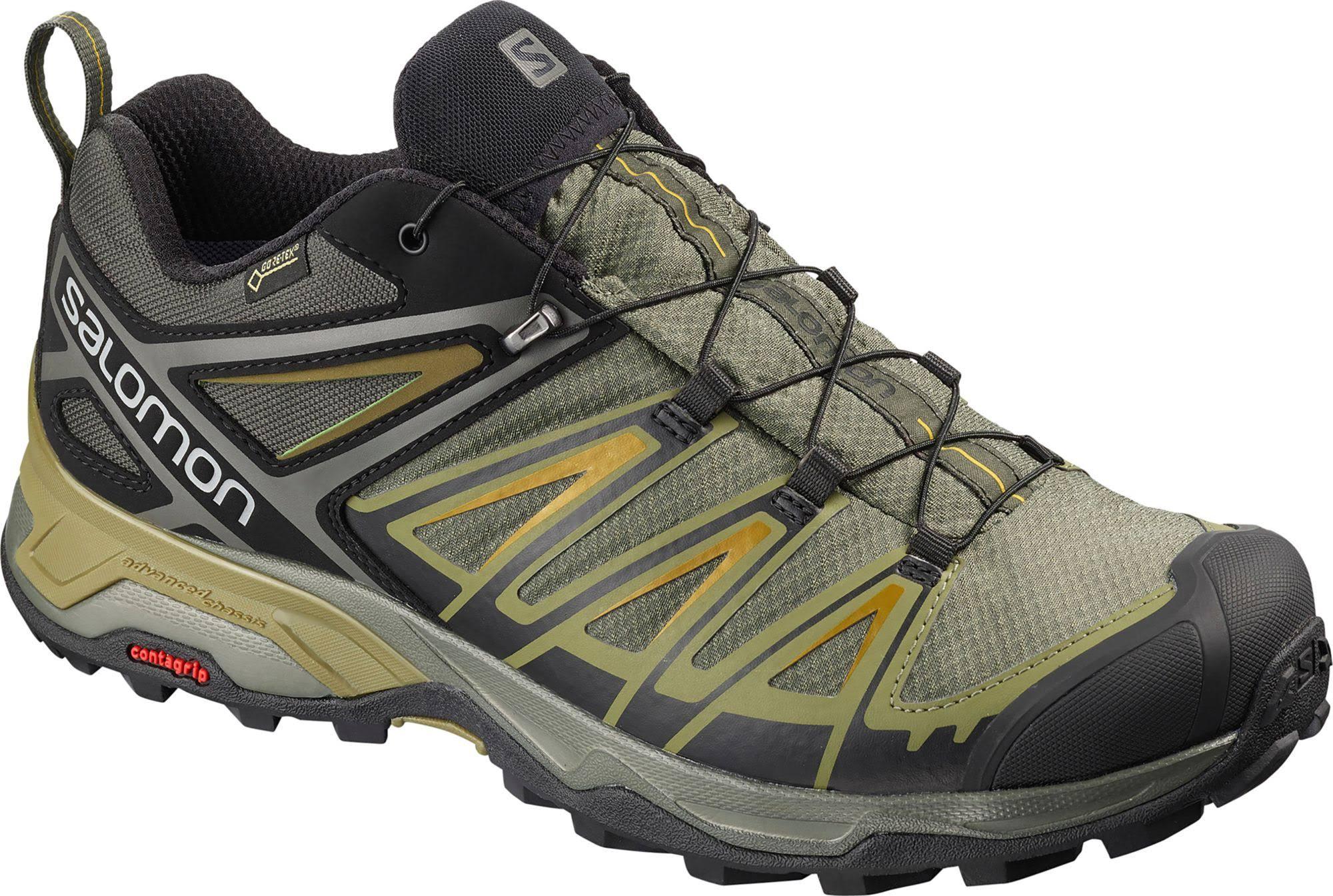 10 5 X GreyBeluga Heren Ultra Salomon Sulfur schoenen 3 Gtx Green Wide Castor wnOk0P