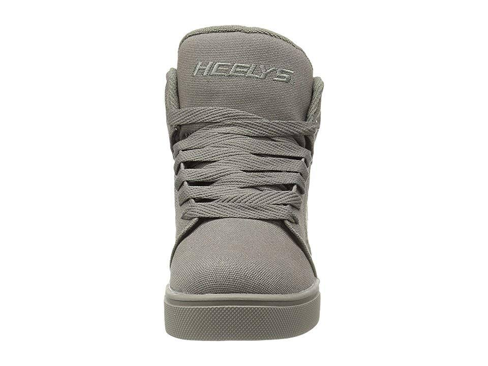Kid 770855h 6 Zapatillas Us Solid Grey Heelys 020 Uptown Big M Para Niños xwTEY0nSq