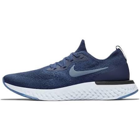 blue Navy Epic Shoe Running React Nike Flyknit 11 Size Men's Ogw8cPqx4