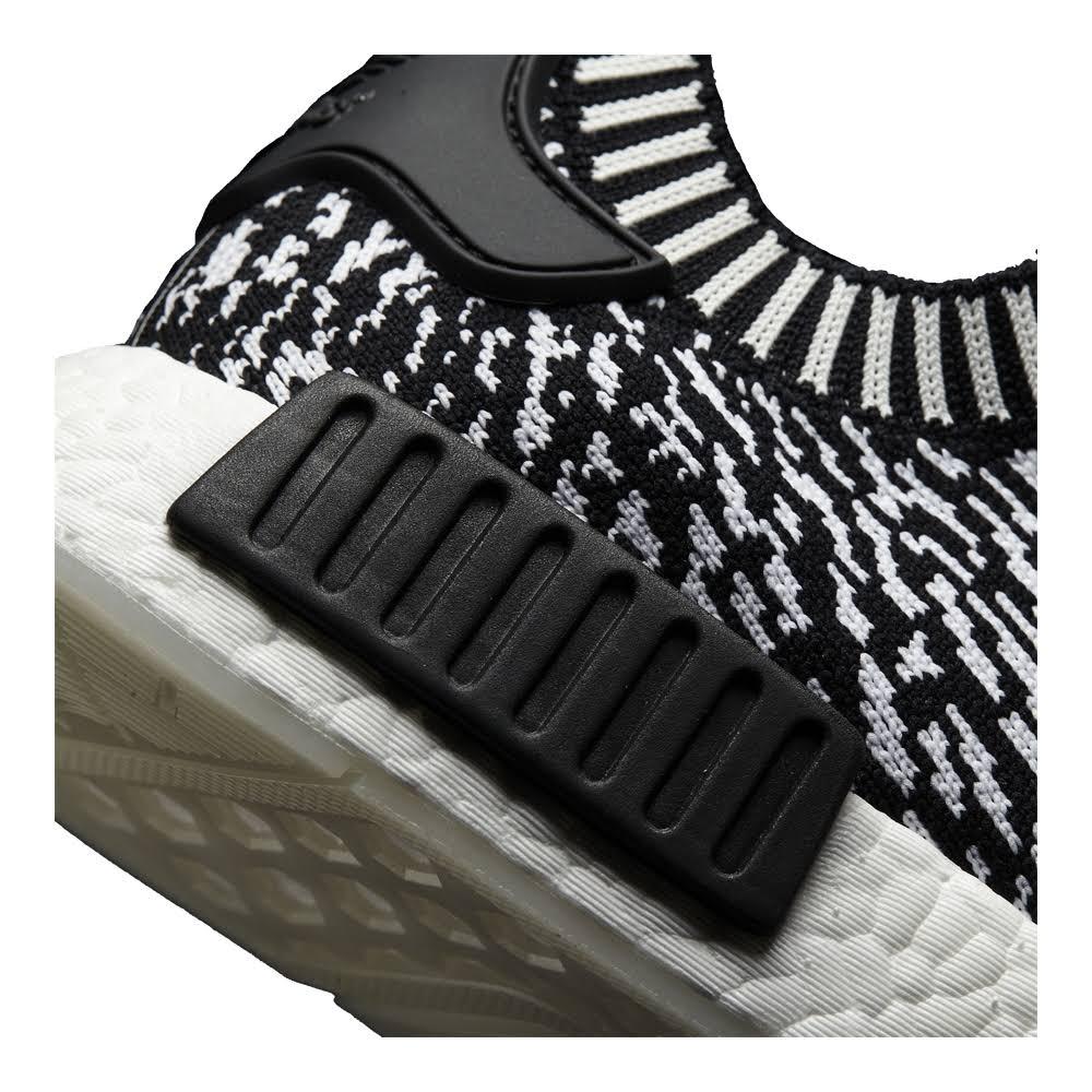 Weiß By3013 Core Adidas Nmd Laufweiß Schuhe Schwarz Men's Kern r1 Primeknit Originals BB8wz