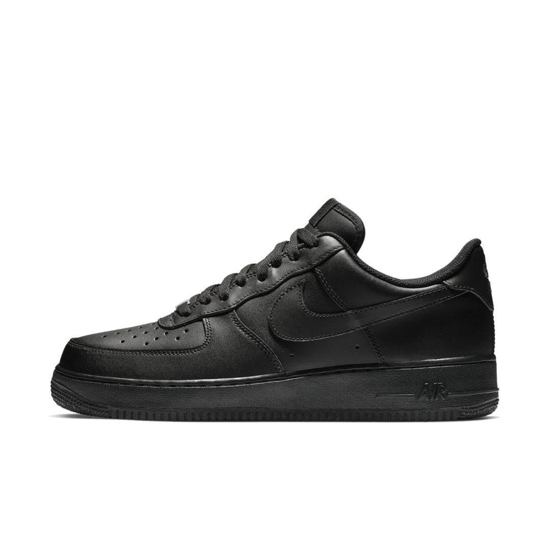 schwarz '07 Force Männer Air Nike Schuhgröße 17 1 x1fw6vOvnq