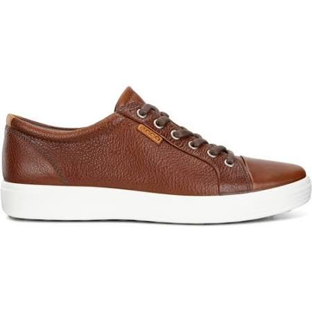 7 Soft treueprogramm Ecco Whisky Herren Sneaker Schuh 47 Eq4f64H