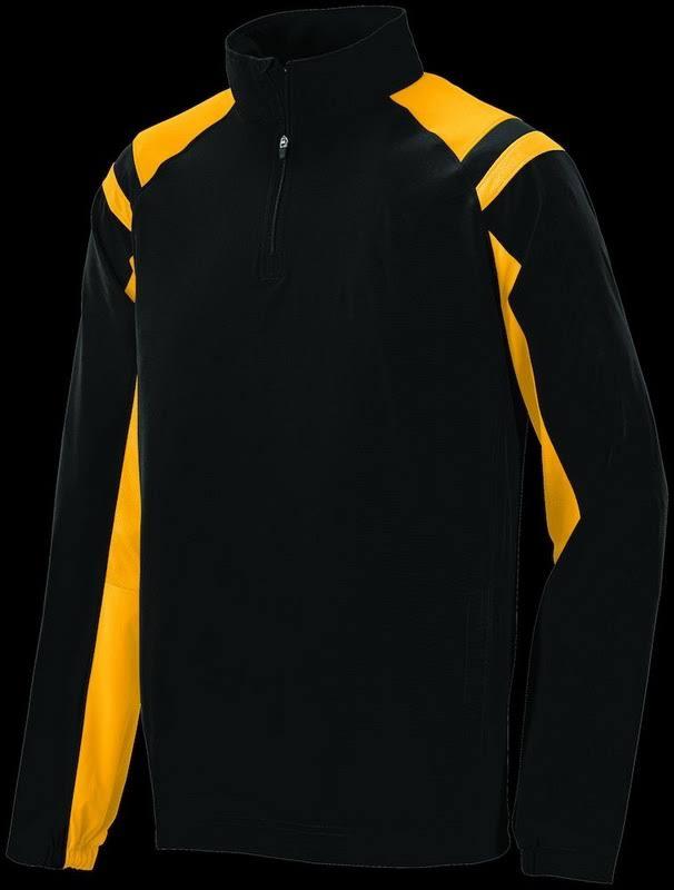 L Gold Augusta Doppler Sportswear 3792 Schwarz Pullover Wvfqw04fz