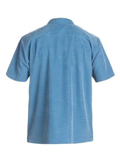 Azul Centinela Waterman Para Aleta Camisa Hombre Quiksilver awfqvHW