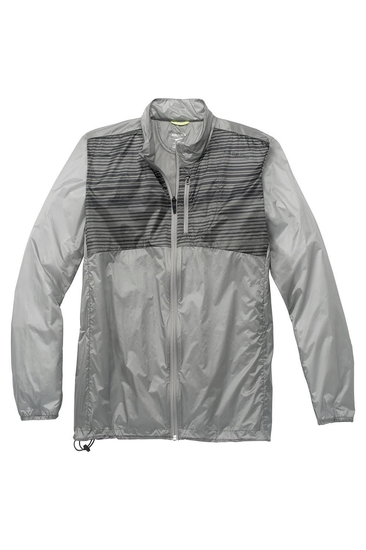 Stripe Brooks Oyster Asphalt Lsd Medium Men Jacket nYxASqYr