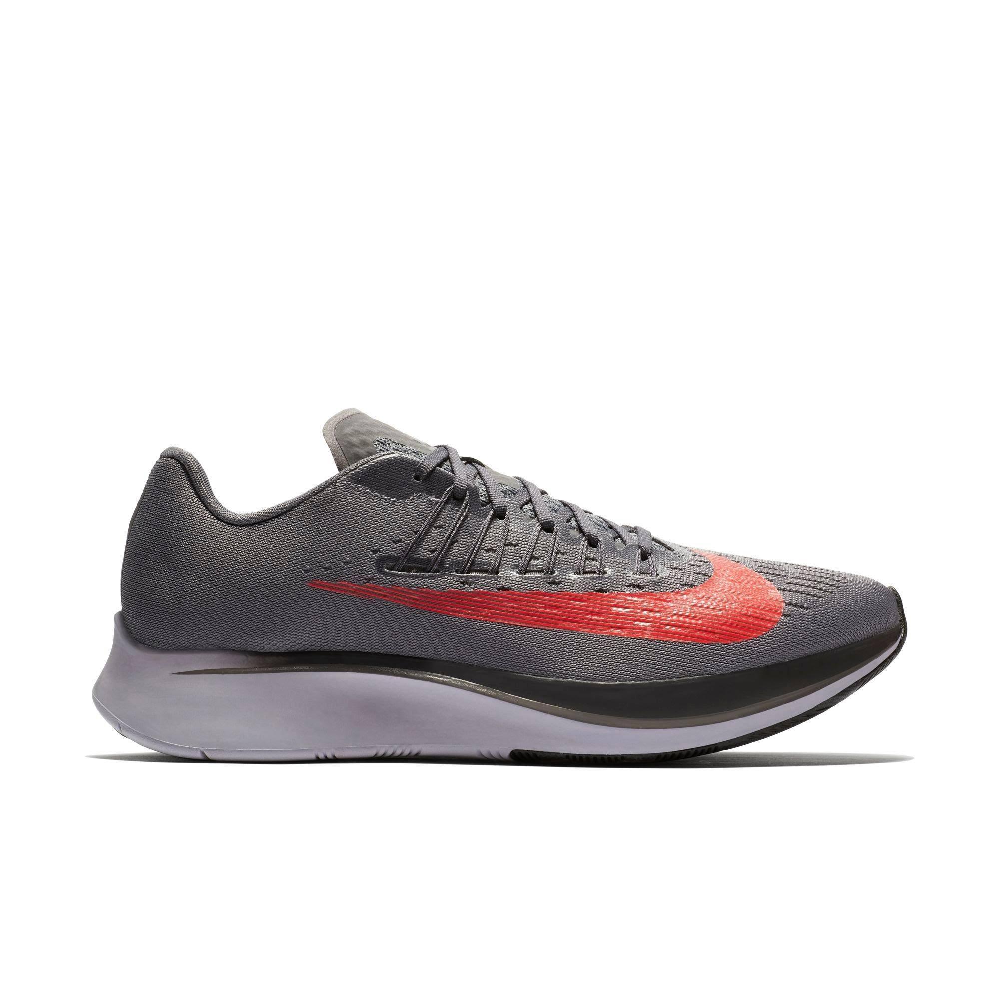 8 Gunsmoke 880848004 Hombre Crimson Zapatillas Tamaño Nike Fly Bright Para 5 Zoom qwxFT067