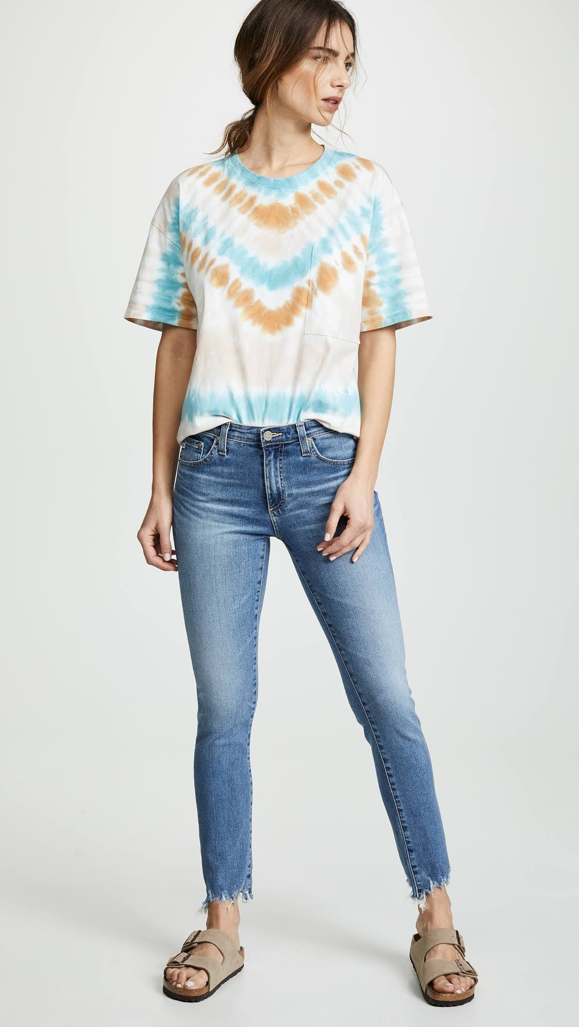 Cesseless The Prima Ankle Ans Skinny Incessant Jeans Ag 24 7qXw44