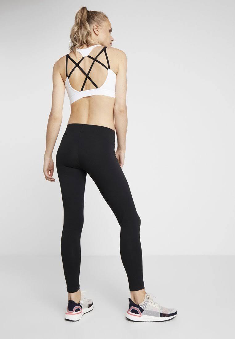 Adidas Essentials Linear Leggings - Black - Women