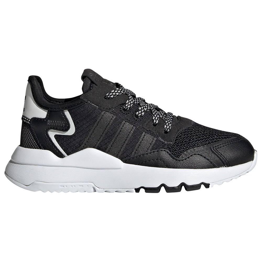 Adidas Originals Nite Jogger Children - Black - Kids
