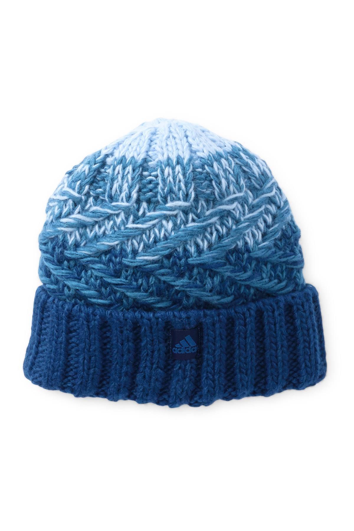 Canyon De Beanie Doblado Adidas Blue En Punto Rack El Nordstrom dEZ5wxqS7w