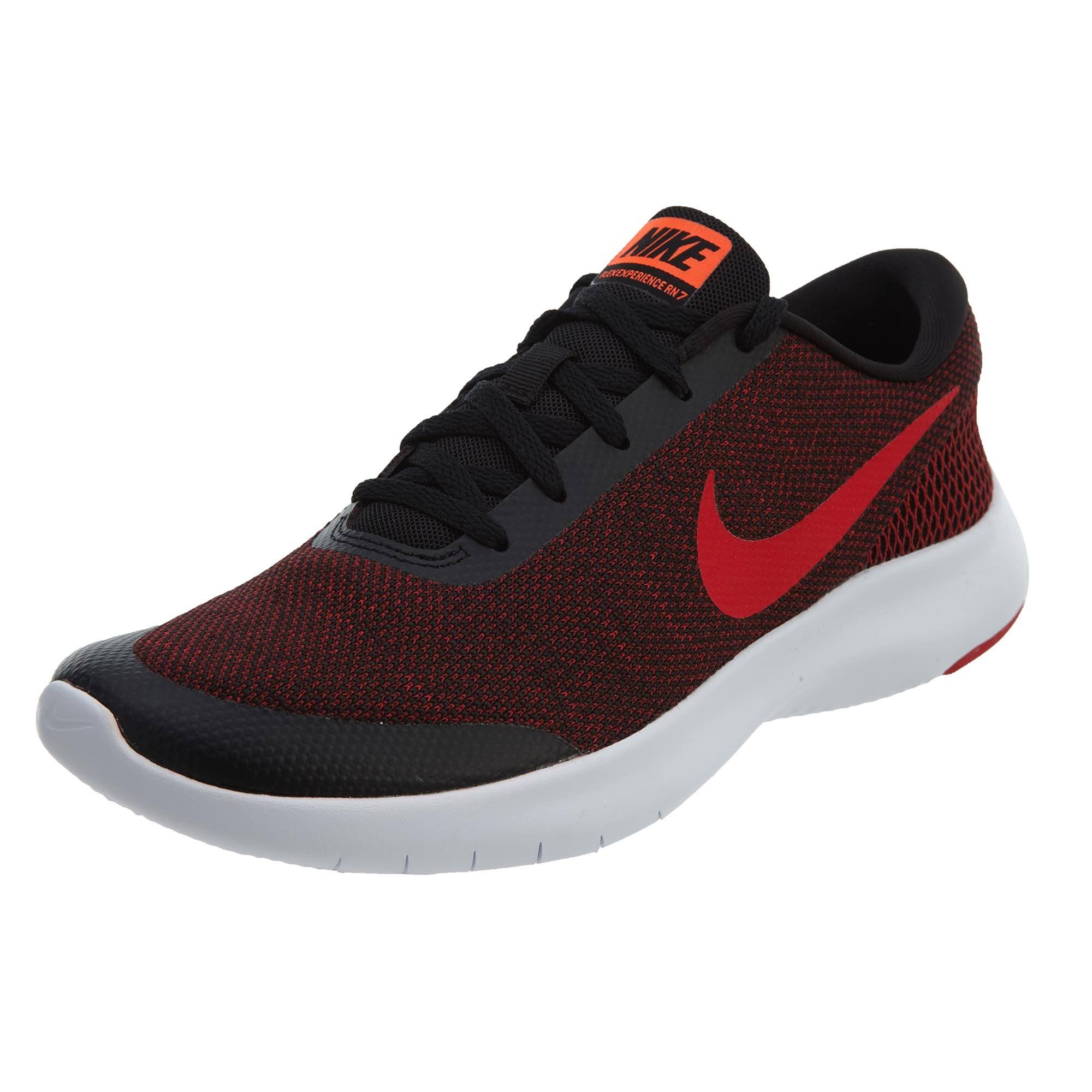 university Shoes Running Black Mens gym Flex 7 Sneakers Exp Nike Red Red Xxf8qTSwf