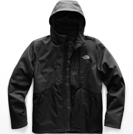 North Chaqueta Black The Gray Hombre amp; Apex Elevation Face Tnf Asphalt Para HrrUnPt