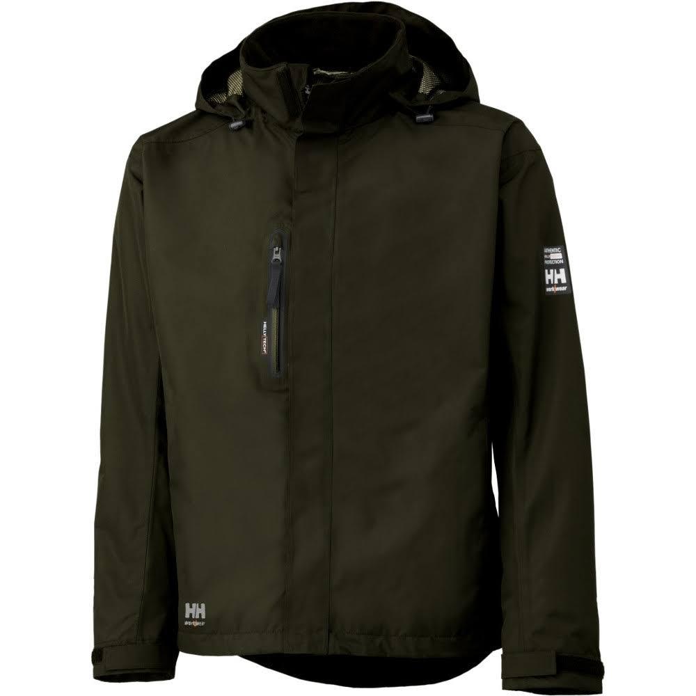 Helly Haag Olive Nacht Größe Night Hansen Workwear Jacke Xs Farbe pwPCcprq7