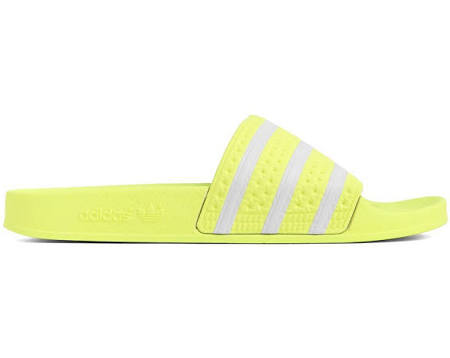 Frozen Yellow Mens Originals Adidas 7 Semi Slides Adilette tg1q6p