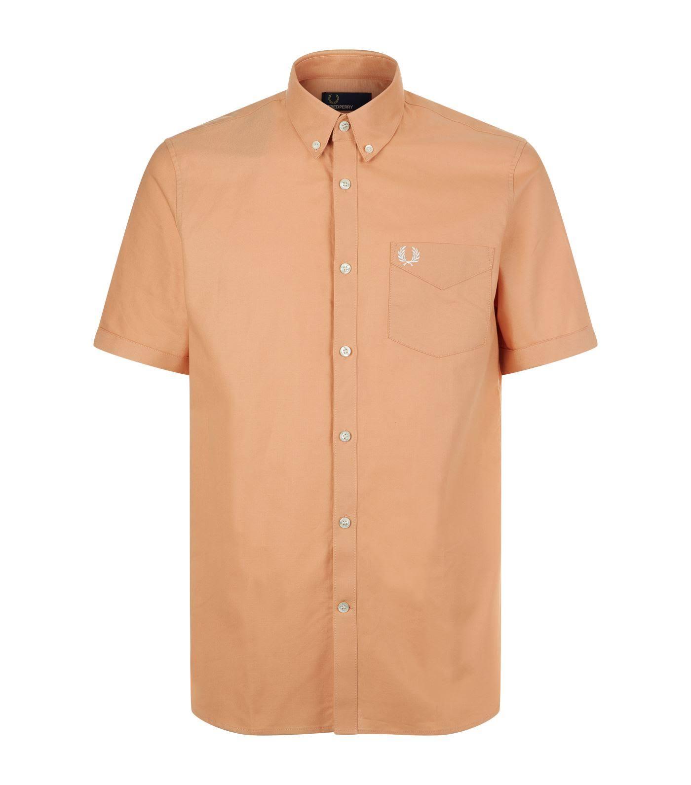 Albaricoque 1991 Oxford S Perry Fred Classic Shirt UYpfRq