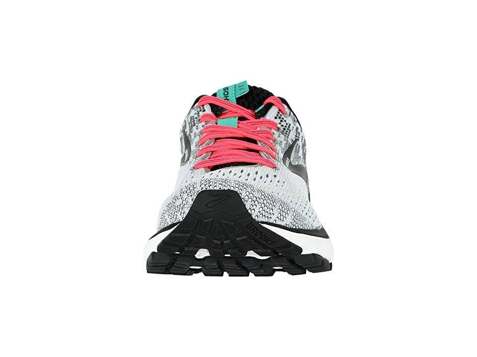 5 Tamaño Ghost blanco De Brooks 11 Para Negro Rosa Mujer Calzado Running TqwHwPfxv