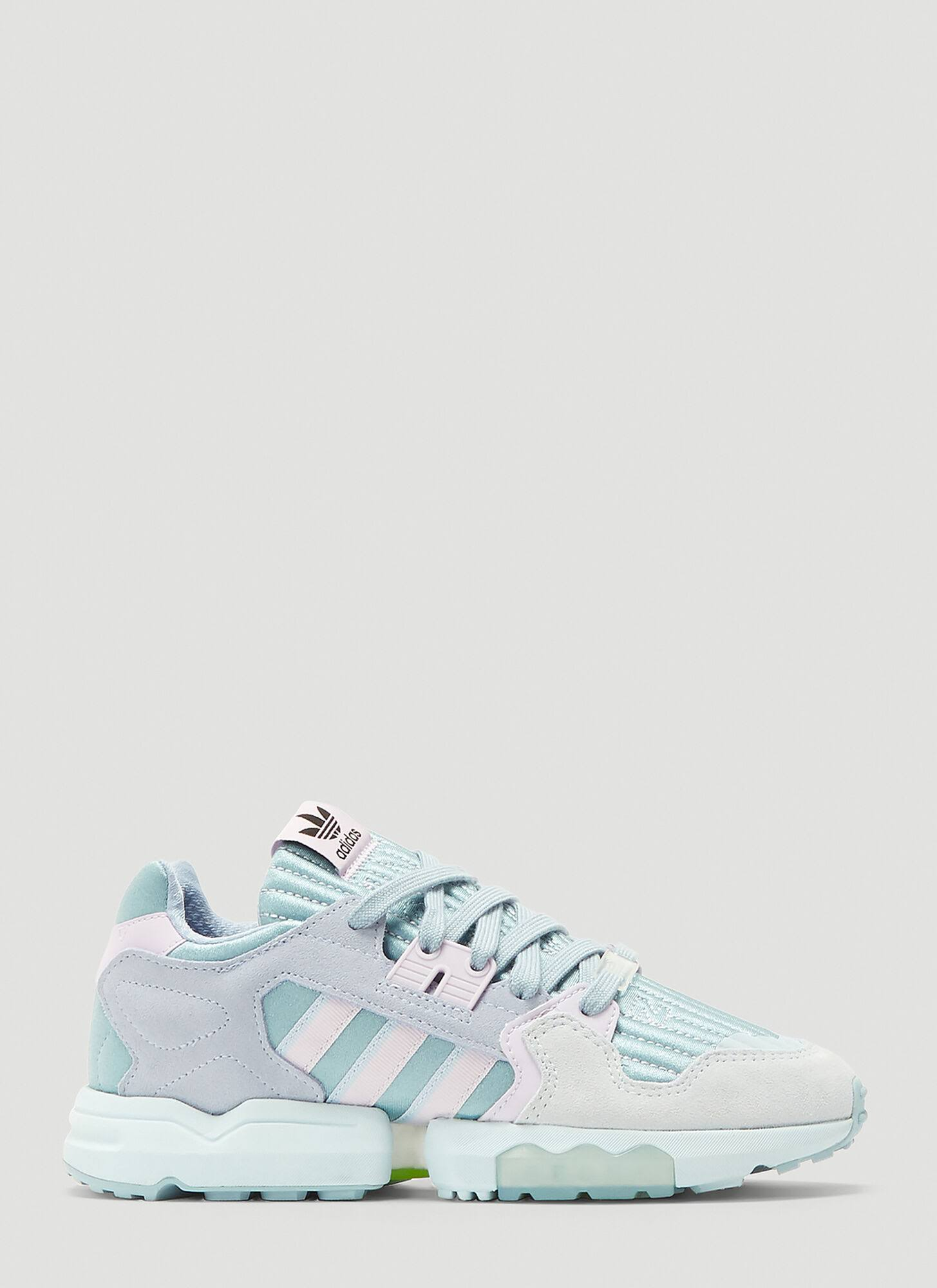 Adidas Originals - ZX Torsion Sneakers, Women , Grey