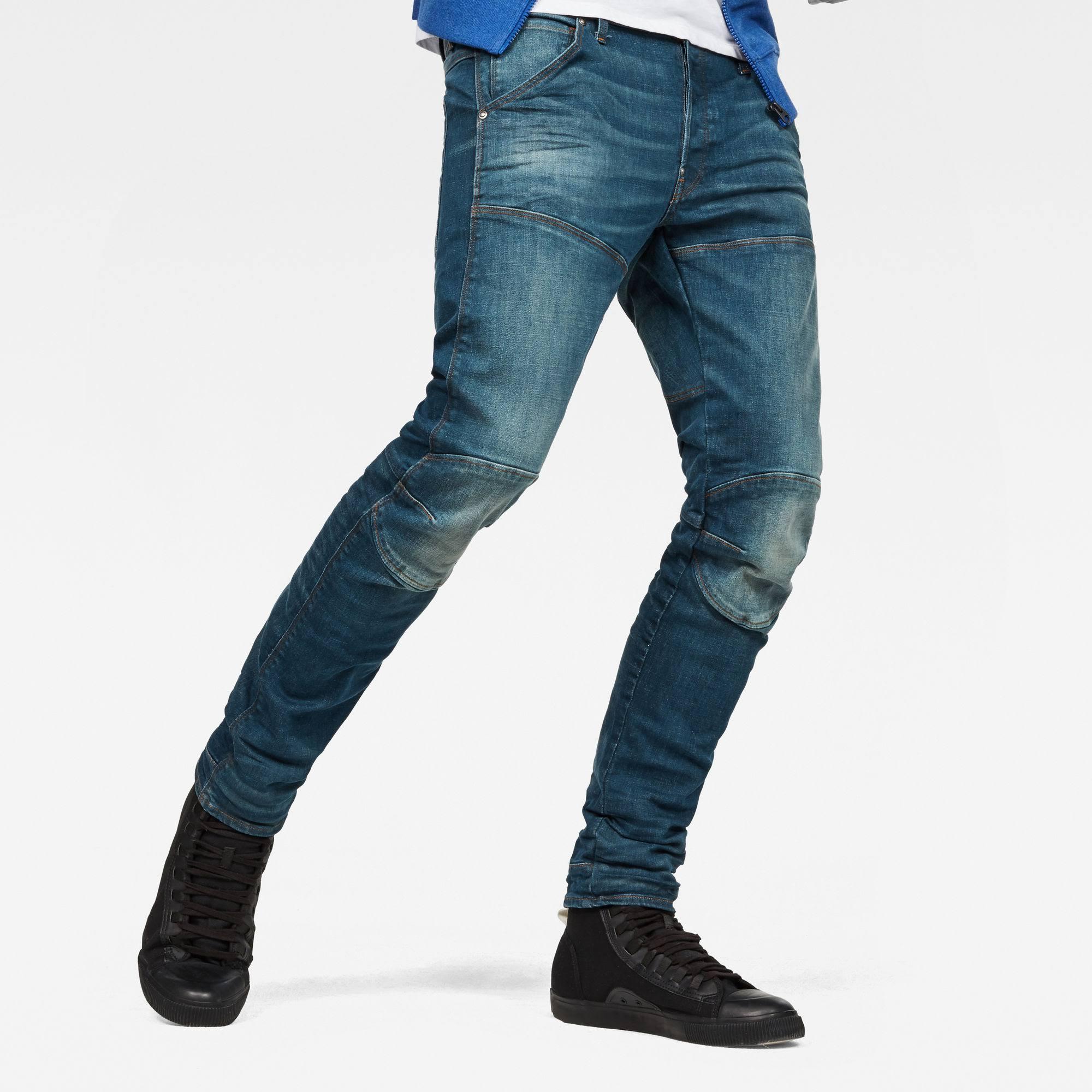 5620 Elwood G star Hombre Medium Slim Jeans 3d Blue xHxEtqwrU