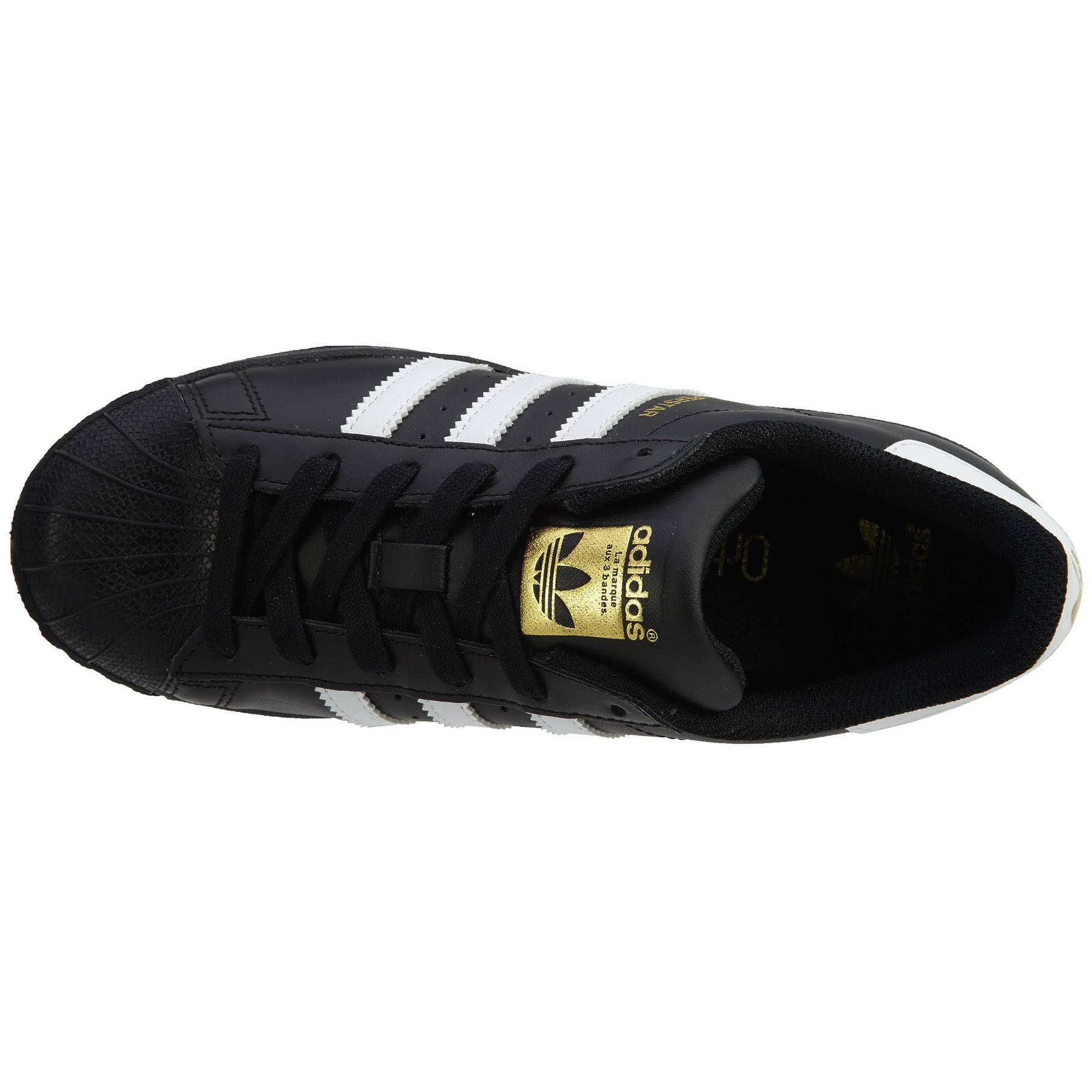 Superstar Foundation Adidas BlackTaglia Kids 5 4 Fl1J3TKc