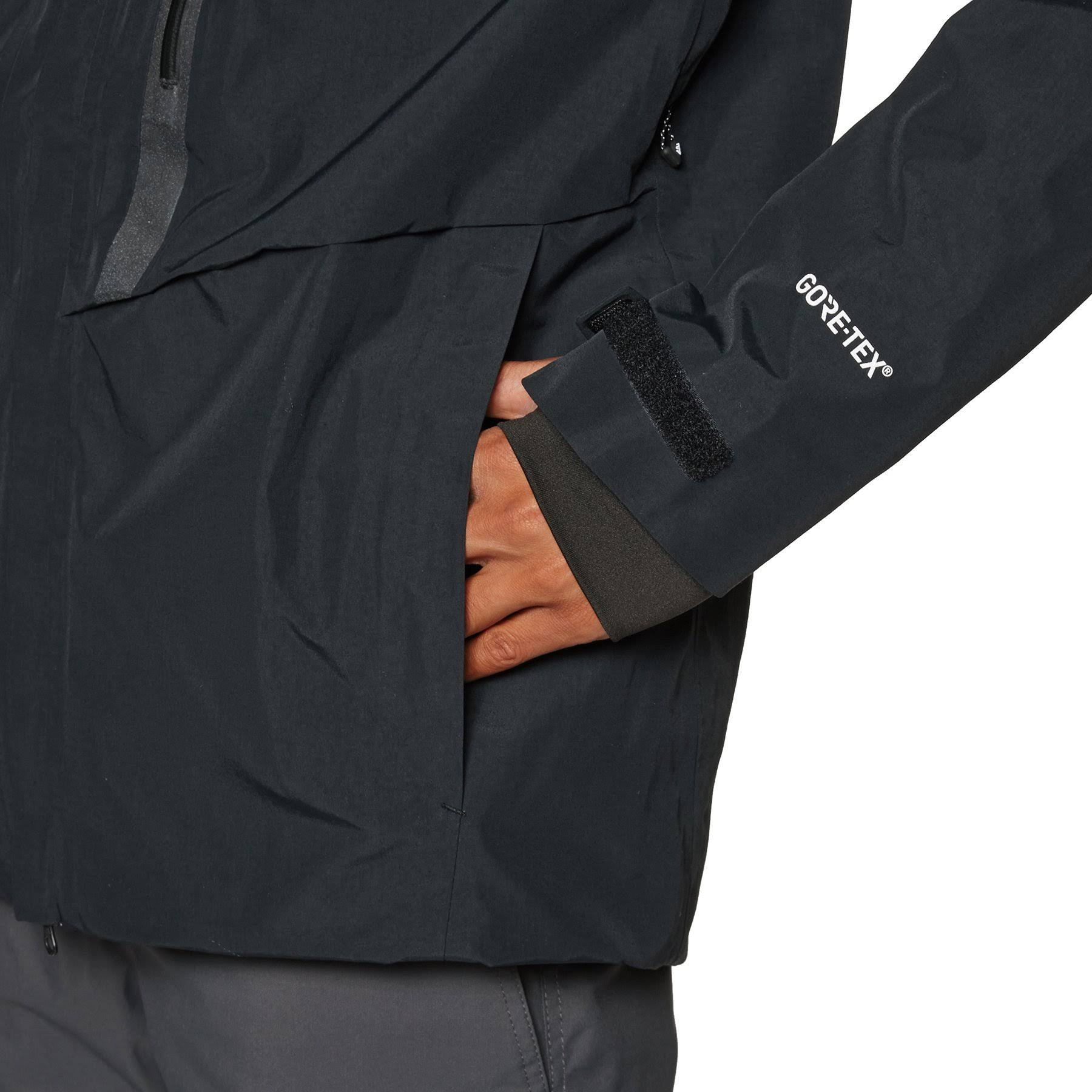 s Hombre Gore 686 Pequeño blk Jacket Negro tex L8w103 Gt fznw1W6T
