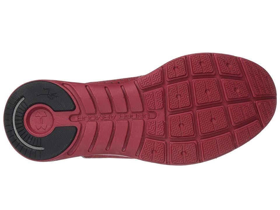 Slingwrap Fade Under Hombre Armour Rojo Zapatillas Speedform Correr 600 Para xrFZtqwdx