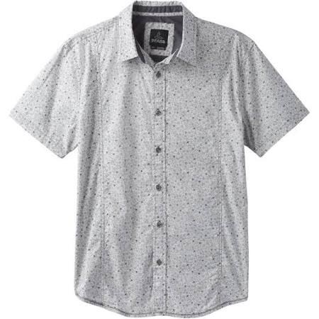 Prana Camisa Grava M Lukas Hombre O4wFzqd