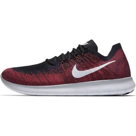 Negro Nike Rn Free 2017 Para Flyknit Hombre Zapatillas Blanco hiper Competición Punch De qfa6qZ